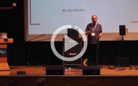 jon burton @ soulsound seminar