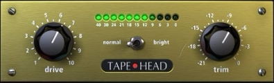 Massey TapeHead Saturator