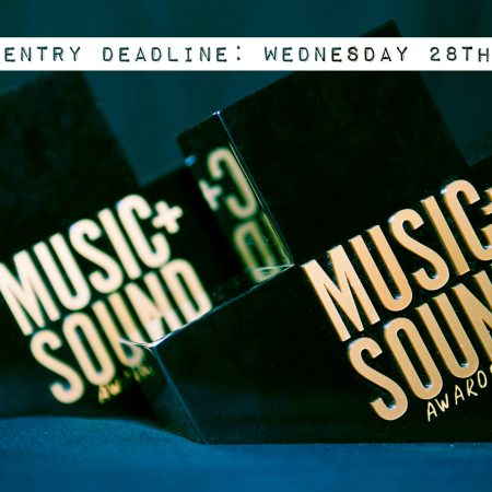Music+Sound Awards 2018