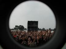 Fish Eye Concert - Marc Huber (freeimages.com)