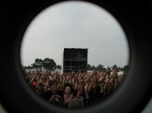 Fish Eye Concert - Marc Huber (freeimages.com)