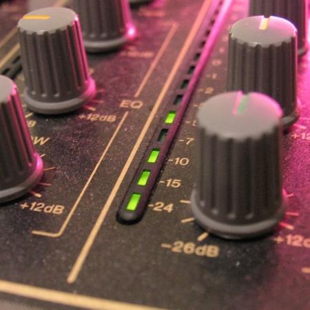 eq section mixer