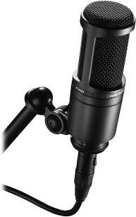 audio technica T2020