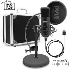Pyle USB Microphone Recording Kit